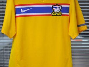 Review เสื้อฟุตบอลทีมชาติไทย Nike 2010-12