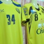 "Review เสื้อขอนแก่น เอฟซี ""ทุกเวอร์ชั่น"" (KhonKaen FC Kits, All version Review)"