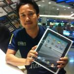 iPad จ้า ในที่สุด เธอก็เป็นของฉันจนได้ by rana