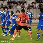 """Toyota League Cup 2011 รอบ 1/16 นัดแรก   เชียงราย ยูไนเต็ด 1 – ขอนแก่น เอฟซี 0  """"พ่าย 0-1 ไม่เสียหายนักหรอก"""""""