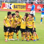 Toyota League Cup 2011 รอบ 1/32  ขอนแก่น เอฟซี 2 – เอสซีจี สมุทรสงคราม เอฟซี  1 (เสมอกันในเวลาปกติ 1-1)