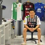 สะสม เสื้อบอล ลีกไทย 2555 : Thai Football Jerseys 2012 (Soccer Shirt, Thai Premier Legue, Yamaha League 1, Thailand)