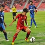 ฟุตบอลเอเชี่ยนคัพ 2015 รอบคัดเลือกกลุ่ม บี ไทยแลนด์ 1-3 คูเวต การเริ่มต้นรอบคัดเลือกที่แสนจะช้ำ