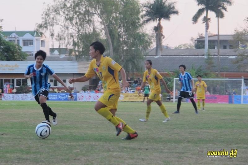"""ไทยวีเมน พรีเมียร์ลีก นัดที่ 2 บีจี-บัณฑิตเอเซีย 0-1 ชลบุรี-ศรีปทุม """"การพ่ายแพ้นัดแรกในบ้านและฤดูกาล"""""""