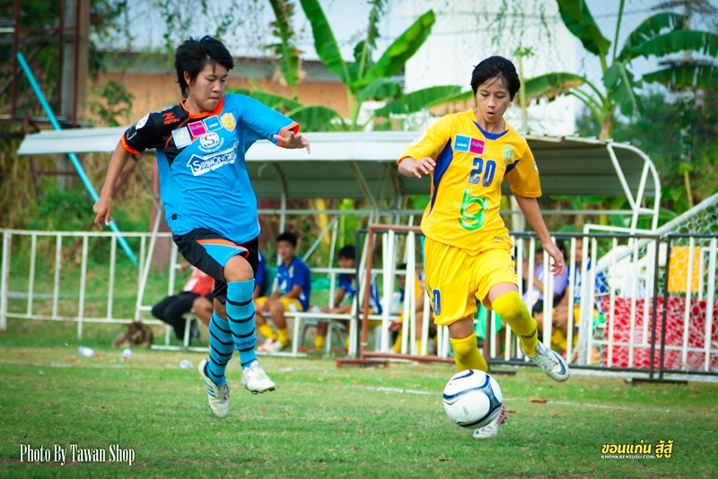"TWPL : ไทยวีเมน พรีเมียร์ลีก นัดที่ 5 บีจี-บัณฑิตเอเซีย 3-0 ศรีสะเกษ ""ชัยชนะนัดที่ 3 แบบต่อเนื่อง"""