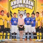 ใครเป็นใคร ในศึกยามาฮ่า ลีก วัน 2013 : Yamaha League One 2013 Club