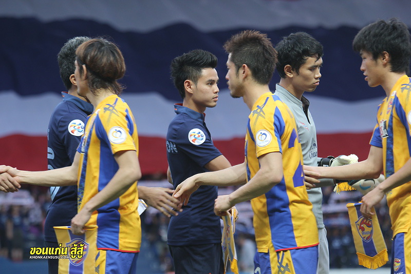 AFC Champions League 2013 : Buriram United vs Vegalta Sendai (Group Stage MD5)