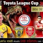 Match Preview : Toyota Leageue Cup 2013 รอบ 32 ทีมสุดท้าย ขอนแก่น เอฟซี เปิดบ้านพบกับบีอีซี เทโร ศาสน (ไทยลีก)