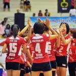 """โปรแกรมการแข่งขันวอลเล่ย์บอลไทยแลนด์ลีก ปี 2014 และรายชื่อนักกีฬาของทีม """"ไอเดีย-ขอนแก่น วีซี"""""""