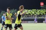 """Match Reviews : ยามาฮ่า ลีก วัน 2014 นัดที่ 18 ขอนแก่น เอฟซี 1-0 พิษณุโลก ทีเอสวาย """"Junki Goalllll  จุนกิ เพชรฆาต 11 หลา"""""""