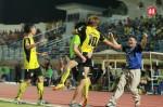 """Match Reviews : ยามาฮ่า ลีก วัน 2014 นัดที่ 17 ขอนแก่น เอฟซี 2-1 ตราด เอฟซี """"จุนกิ เบิ้ลสอง ปิดเลคด้วยชัยชนะ"""""""