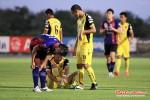 """Match Reviews : ยามาฮ่า ลีก วัน 2014 นัดที่ 16 นครปฐม ยูไนเต็ด 1-0 ขอนแก่น เอฟซี """"ไร้ประตู ไร้แต้ม ในชุดเหลืองล้วน"""""""