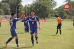 """""""ตะลุยยุทธจักร ลูกหนังขาสั้น"""" ตอนที่ 2 การแข่งขันฟุตบอลเยาวชนชิงชนะเลิศแห่งประเทศไทย """"โค้กคัพ""""  โดย ครูอั๋น คิกออฟ"""