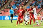 ฟุตบอลนัดพิเศษ FRIENDLY MATCH THAILAND ASIAN GAME TEAM 2-3 ALL STAR JAPAN THAI PREMIER LEAGUE