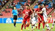 นักเตะทีมชาติไทย ชุดเอเชี่ยนเกมส์ ที่อินชอน ประเทศเกาหลีใต้ ปลายปีนี้ มีโอกาสได้ลงสนามอุ่นเครื่องกับเค้าสักที โดยมีทีมออลสตาร์ นักเตะญี่ปุ่นที่เล่นในไทยพรีเมียร์ ลีก รวมตัวเฉพาะกิจ มาเป็นคู่ซ้อมให้ 452total views, 4views today