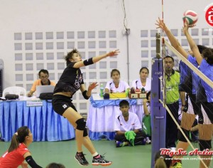 "VTL2015 นัด 4 กรุงเทพฯ แพ้ ไอเดีย ขอนแก่น 0-3 เซท ""กลับมาชนะอีกครั้ง หลังช็อตนัดที่แล้ว"""