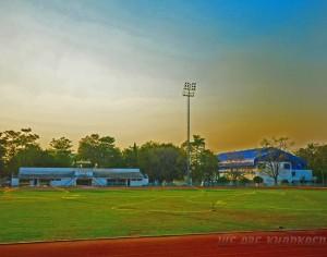 """อัพเดท รังเหย้า """"จงอางผยอง"""" KhonKaen United ณ โรงเรียนกีฬาจังหวัดขอนแก่น"""
