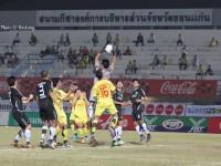 """""""ขอนแก่นพลาดท้ายเกมส์"""" ขอนแก่น เอฟซี 1-1 ระยอง ยูไนเต็ด ร่วงรอบ 8 ทีมสุดท้ายฟุตบอลโค้กคัพ 2014"""