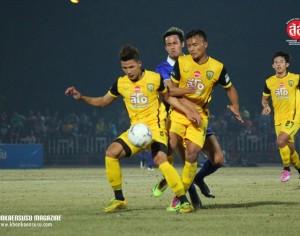 """ฟุตบอลมหากุศล """"Charity Super Match"""" ขอนแก่น เอฟซี 1-1 ทีมชาติไทย """"เดอะทีเร็กซ์ฟอร์มดี มิก้าเซฟไทยแลนด์ท้ายเกมส์"""""""