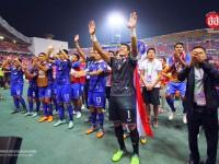 ครั้งหนึ่งกับทีมชาติไทยในนัดชิง AFF2014 กับบรรณาธิการขอนแก่นสู้สู้ แมกกาซีน