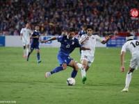 THAILAND 2-2 IRAQ RUSSIA 2018/UAE 2019 QUALIFIERS: ฟุตบอลโลก 2018/เอเชี่ยนคัพ 2019 รอบคัดเลือก ไทยแลนด์ 2-2 อิรัก