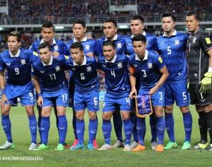 สมาคมกีฬาฟุตบอลแห่งประเทศไทยฯ ประกาศรายชื่อ 23 ผู้เล่นทีมชาติไทยชุดเยือนอิรัก
