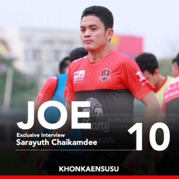 Joe-sarayuth