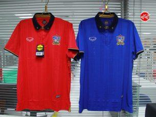 Reviews : รีวิวแกะห่อ เสื้อทีมชาติไทย Thailand Jersey 2016 by Grand Sport