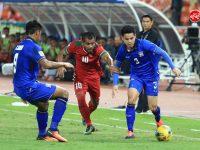 AFF Suzuki Cup 2016 รอบชิงชนะเลิศ นัดที่ 2 ทีมชาติไทย ชนะทีมชาติอินโดนีเซีย 2-0 รวมสองนัดคว้าแชมป์สมัย 5