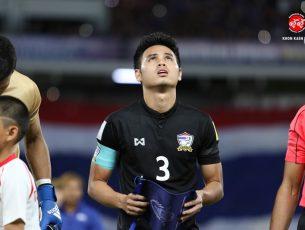 """ชมชัด เสื้อแข่งขันฟุตบอลทีมชาติไทย """"Warrix Authentic"""" เวอร์ชั่นนักเตะบนตัวนักเตะทีมชาติไทยจริงๆ"""