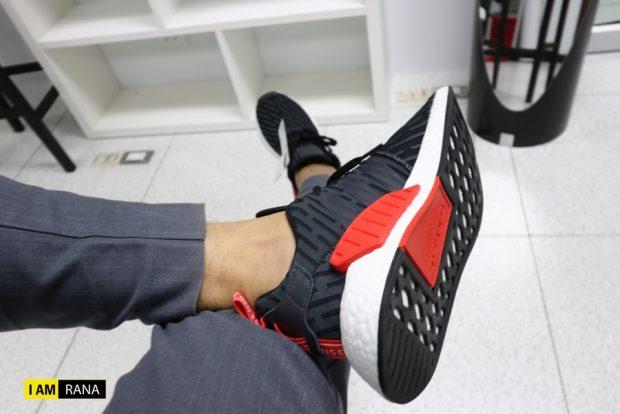 newest collection 0fc98 7b236 สนองตัณหาตัวเอง ชมภาพชัดๆ Adidas NMD R2 PK Footlocker ...