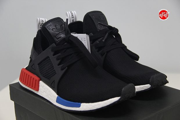 adidas Shoes NMD Xr1 White/black BA7233 2016 Men Sport Urban
