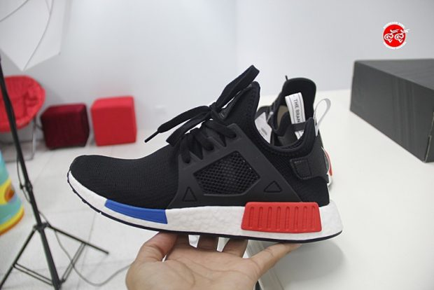 1cab8fe14d873 adidas NMD Xr1 PK Triple Black Ba7214 Sizes 9 11 US 9