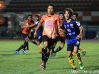 ขอบคุณภาพจาก Sisaket United Official