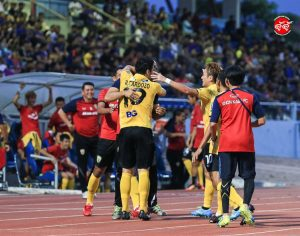 สรุปผลการแข่งขัน Thai League 3 (T3) All Result ตอนบนของประเทศ