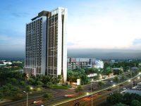 #ขายดาวน์ เอสเซ็นท์คอนโด ขอนแก่น Escent Condo Khon Kaen (ติดเซนทรัล) ชั้น 17 ฝั่งเซ็นทรัล (สูง 24 ชั้น)