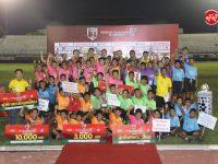 ปิดฉาก การแข่งขันฟุตบอล Toyota Kaennakorn 7 FA Cup 2017