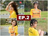 Khon Kaen SuSu Girls EP 2 : น้องนุ่น น้องดริ้ง สาวน้อยน่ารัก ในสีเสื้อ เดอะทีเร็กซ์ ขอนแก่น เอฟซี 2018