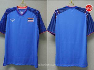 รีวิว เสื้อแข่งขันฟุตบอล Asian Games 2018 / Thailand National Asian Games 2018 Jersey by Grand Sport