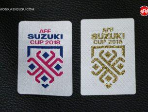 Review รีวิว อาร์มทอง และอาร์ม อาเซียนคัพ AFF Suzuki Cup 2018 Arm Patch