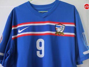 Review : รีวิวเสื้อ Match Worn ฟุตซอลทีมชาติไทย AFC Futsal Championship 2012