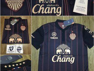 "iReview Thai League Football Jersey รีวิวสะสม ""เสื้อบอลไทย ลีก"" ของฉัน  ฤดูกาล 2019-2562"