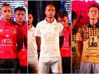 Review : Khon Kaen United Jersey รีวิวเสื้อแข่ง จงอางผยอง ขอนแก่น ยูไนเต็ด 2019 ทั้งสามสี