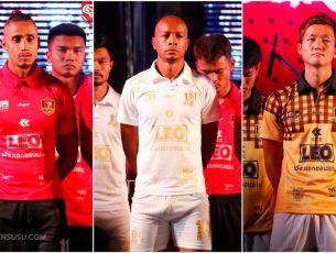 Opening : Khon Kaen United Jersey เปิดตัวเสื้อแข่ง จงอางผยอง ขอนแก่น ยูไนเต็ด 2019 ทั้งสามสี