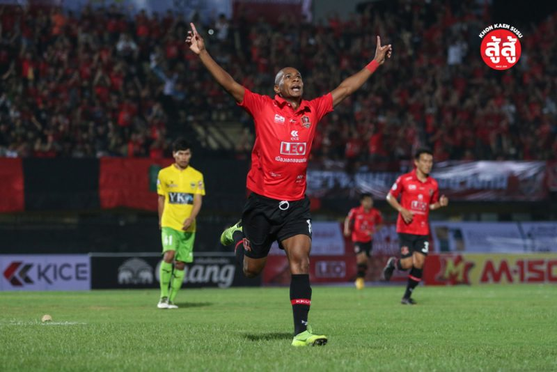 Match Review 2019 : Thai League 3 นัด 2  ขอนแก่น ยูไนเต็ด 4-0 สระแก้ว เอฟซี