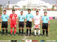 Match Review 2019 : Thai League 4 Match 1 มหาสารคามเอฟซี 1 : 3 ขอนแก่นมอดินแดงเอฟซี