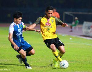 Match Review : Chang FA Cup 2019 รอบคัดเลือก ทีเร็กซ์บอกลาช้างเอฟเอคัพ ขอนแก่น เอฟซี 0-2 เมืองเลย ยูไนเต็ด