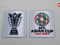รีวิว เทียบชัดๆ อาร์ม AFC ASIAN CUP UAE 2019 SLEEVE PATCHES ของแท้ กับของเทียบ