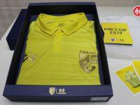 Review : เสื้อทีมชาติไทย ชุดคิงส์คัพ ครั้งที่ 47 King's Cup 2019 Jesey Kits