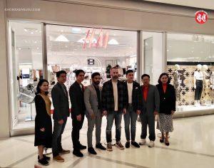 วันแรกคึกคัก เซ็นทรัลพลาซา ขอนแก่น เปิดช็อป H&M แบรนด์แฟชั่นชื่อดังระดับโลกสัญชาติสวีเดน สาขาที่ 29